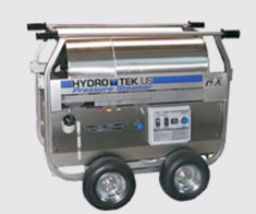 HD Series - Hot Water - Portable Electric, Diesel Fired